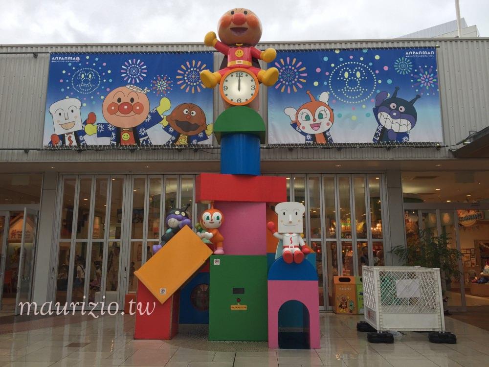 [橫濱] 麵包超人博物館 Anpanman Children's Museum – 日本超人氣親子景點.有吃有玩、大人小孩都尖叫~