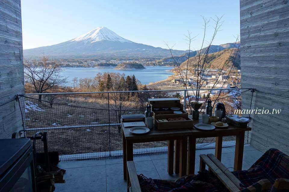 [河口湖] 星野富士 Hoshinoya Fuji – 富士山湖畔頂級露營旅宿 – 交通、設備、晚餐篇