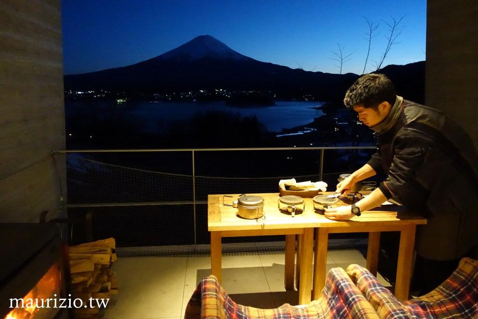 [河口湖] 星野富士 Hoshinoya Fuji – 夢幻的客房餐飲介紹 – 早晚餐 in-room-dining