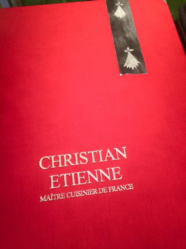 [南法] 亞維農.米其林一星 Christian Eitenne – 鄰近教皇宮內城區,南法風味料理