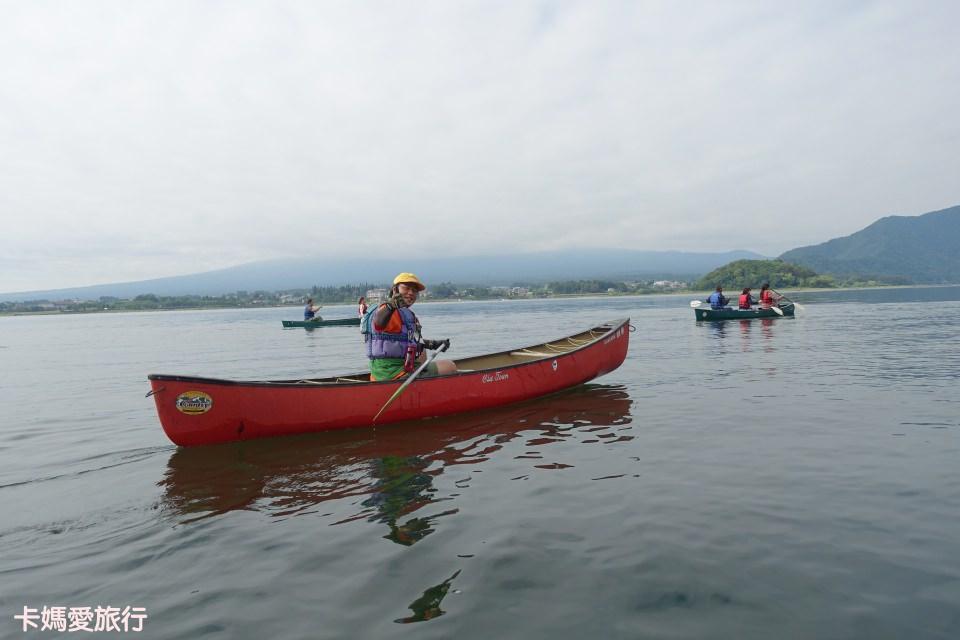 [山梨] 夏季二訪星野富士 – 親子河口湖划船趣,近距離欣賞富士山之美