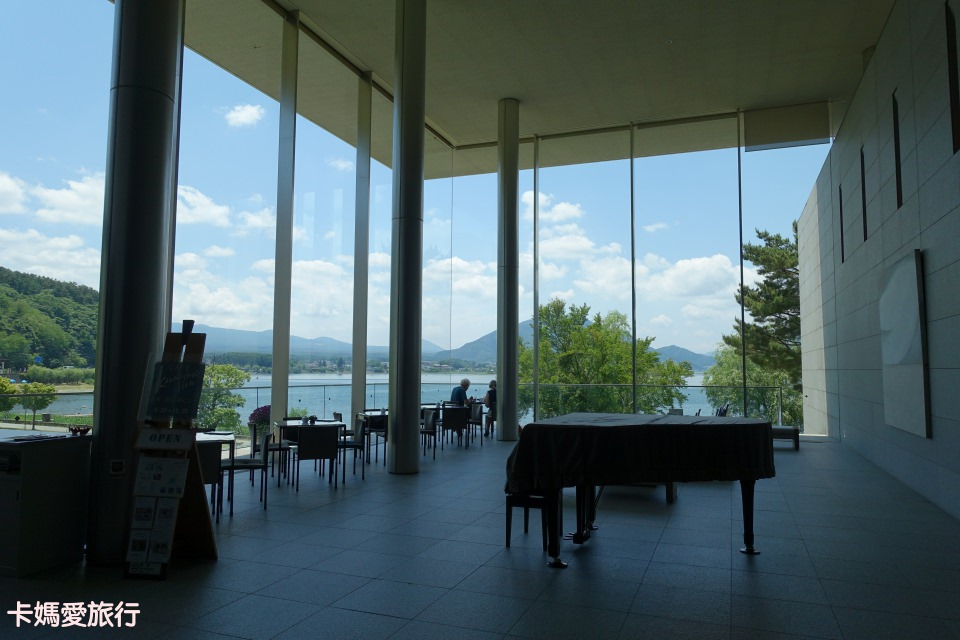 [山梨] 河口湖美術館 Kawaguchiko Musuem Of Art – 收藏許多富士山畫作的小巧美術館