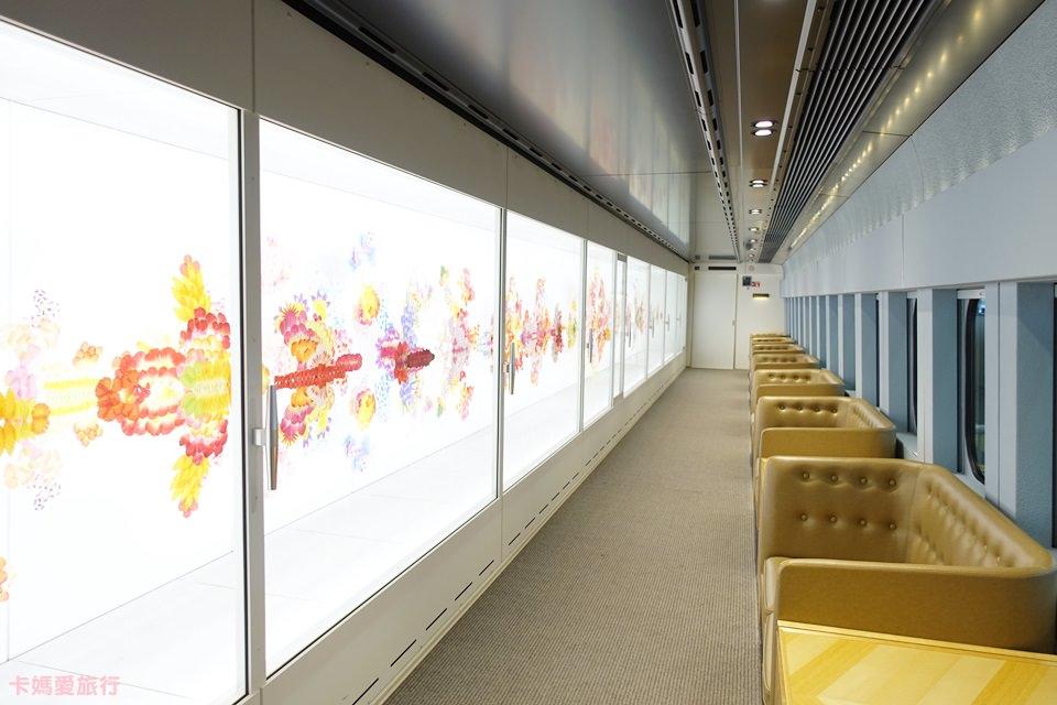 [新潟] 移動的美術館 ‧ 現美新幹線 GENBI SHINKANSEN – 往返越後湯澤<->新瀉間的藝術列車