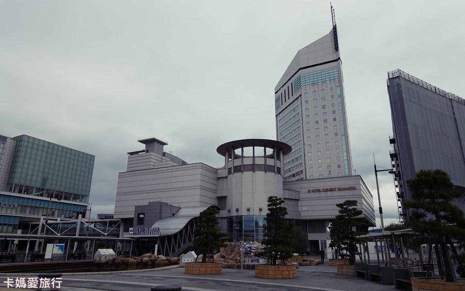[高松] JR Hotel Clement Takamatsu 高松克雷緬特飯店 – 麵包超人主題客房、機場專車直達超方便